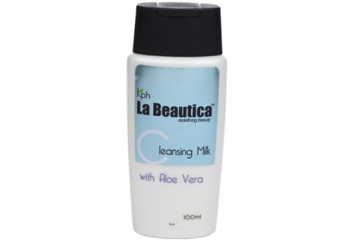 Cleansing Milk With Aloe Vera