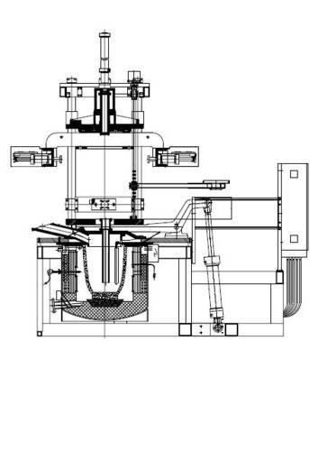 Low Pressure Die Casting Machine at Best Price in Chennai