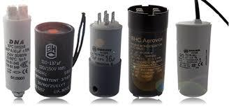 Electrical Motor Start Capacitors