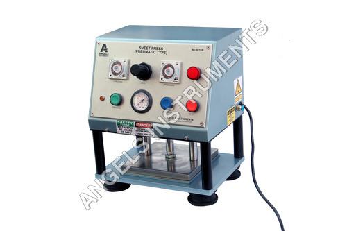 Sheet Press Pneumatic Type Model Ai 9016