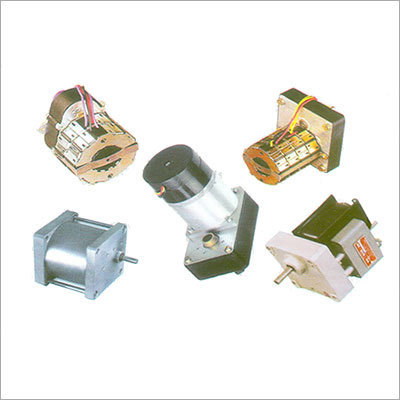 AC-DC Micro Geared Motors in  G.B. Road