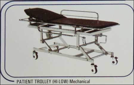 Patient Trolley (Hi-Low) Mechanical