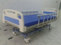 Semi Fowler Cot Hospital Beds