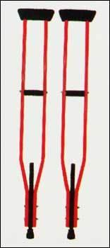 Crutches Underarm (Alu.)