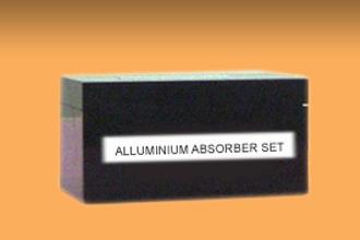 Aluminimum Absorber Set