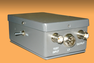 Charge Sensitive Pre-Amplifier