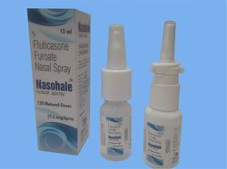 Fluticasone Furoate Metered Spray