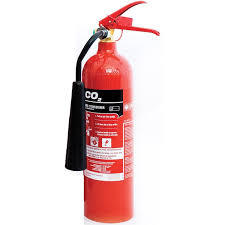 Durable Carbon Dioxide Fire Extinguisher