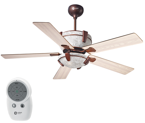 Orient Adalia Under Light Ceiling Fan