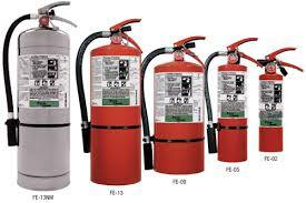 Reliable Clean Agent Fire Extinguishers