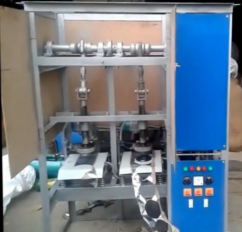 Fully Automatic Double Die Paper Plate Making Machine in Chudanga Sahi & Fully Automatic Double Die Paper Plate Making Machine in Puri ...