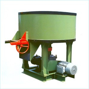 Pan Mixer Making Machine