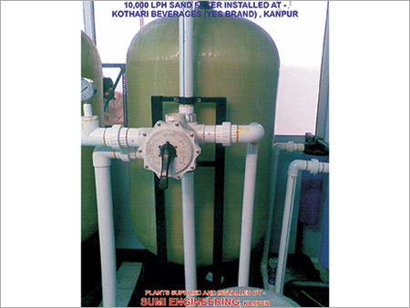 Industrial Water Sand Filter in  Ratan Lal Nagar