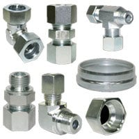 Hydraulic Fittings And Pipe Clamps
