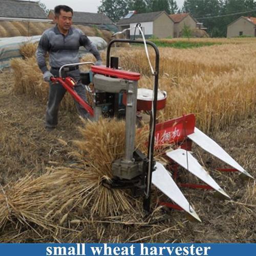 Wheat Reaper Binder Machine (DY-4GK100) At Best Price In