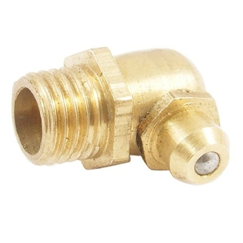 Brass Bent Grease Nipple M8