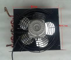 Condenser Cooling and Evaporator Motor