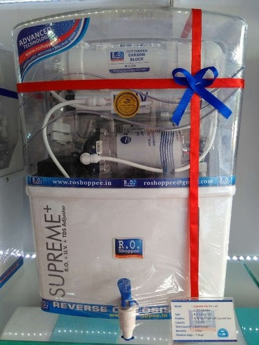 Suprem+ RO UV TDS Water Purifier in   Jalaram Road