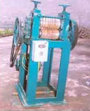 Wire and Tube Pointing Machine