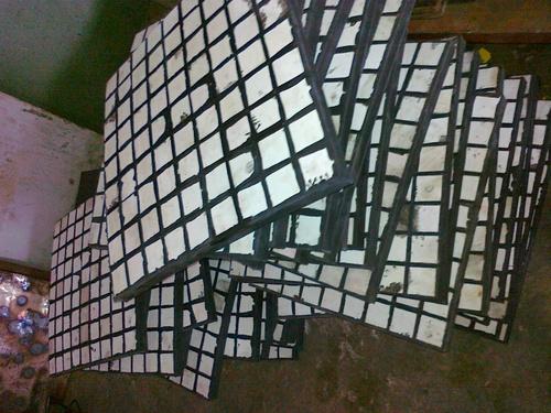 High Alumina Impact Liner Pad