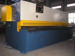 Hydraulic Shearing Machinery