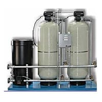 Water Softener And Plant