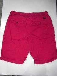 Mens Bermudas Red