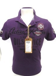Mens Purple T Shirt
