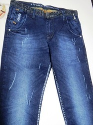 Rough Jeans Blue