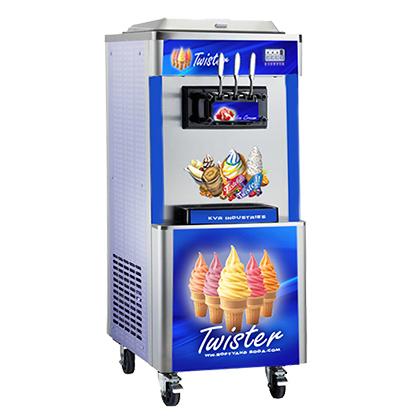 Cone Icecream Machine