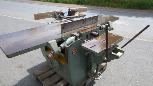 Used Woodworking Machines For Carpentary Work In Saint Lo Manche
