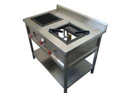 Sizzler Cooking Range