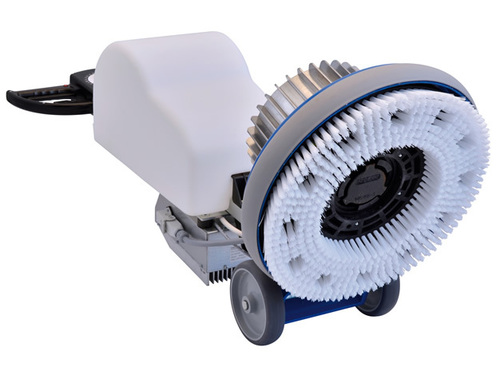 Klindex India Variable Speed Single Disc Machine