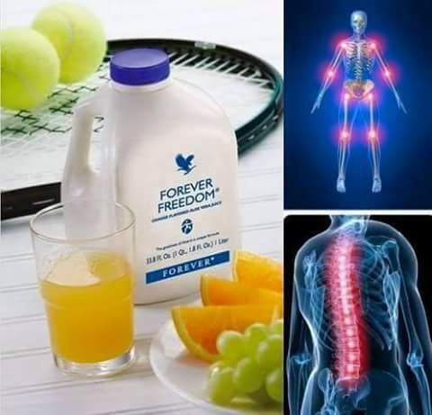 Forever Freedom Aloe Vera With Glucosamin Tonic - Forever Living