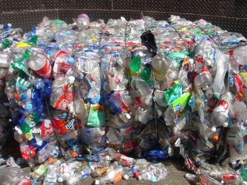 PET Bottles Scrap In Bales