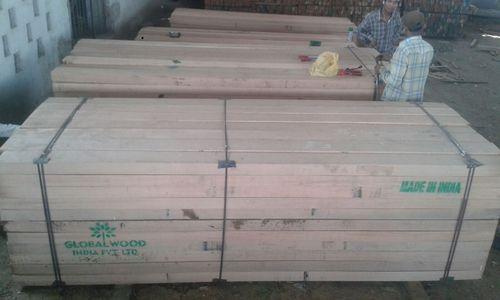 Red Meranti Wood Planks