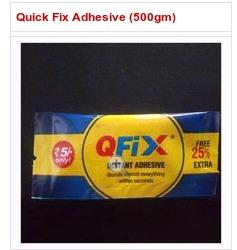 500 Gm Quick Fix Adhesive