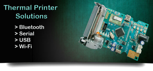 Blue tooth Thermal Printer Card