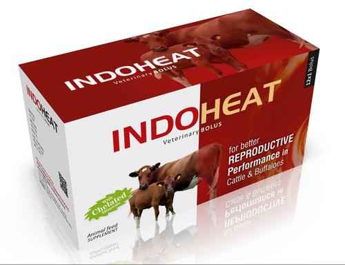 Indoheat Veterinary Bolus