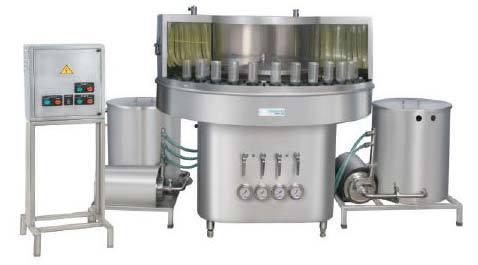 Pharma Bottle Washing Machine