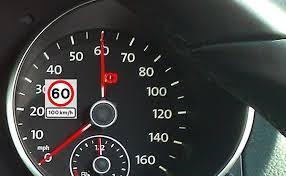 Speed Limiter Meter