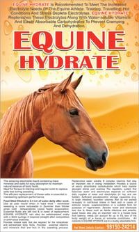 Horse Feed Supplement