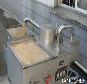 Automatic Rice, Sesame, Rapeseeds, Soyabean And Peanut Washing Machine