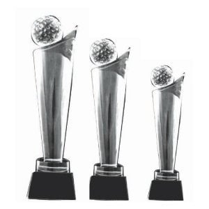 Glass Crystal Trophies