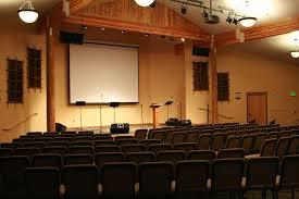 School Auditorium Installation Services