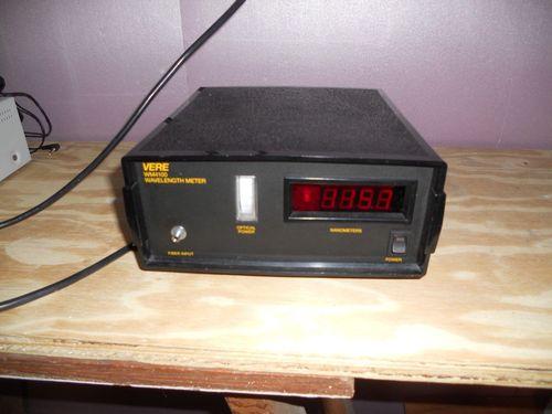 Vere VM4100 Wavelength Meter