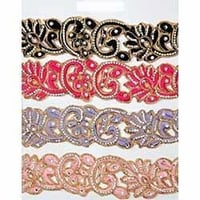 Embroidery Coding Cutwork Lace