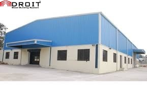 Prefabricated Factory Rooftop Shed