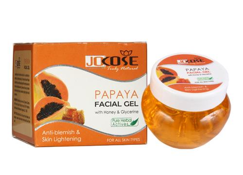 Papaya Facial Gel