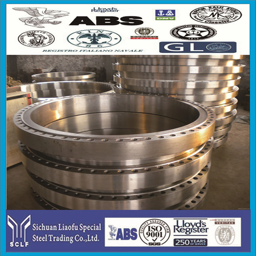 Stainless Steel Flanges (1.4372)